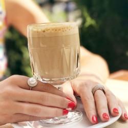 Sidabrinis moteriškas žiedas su Perlu
